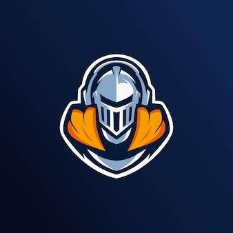 Logo knight gaming
