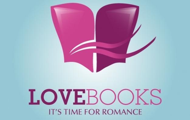 Logo love books