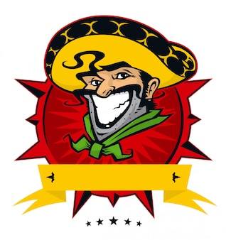 Logo for mexican restaurant.