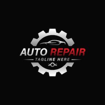 Logo mobil otomatis suku cadang dan aksesori untuk detail logo mobil