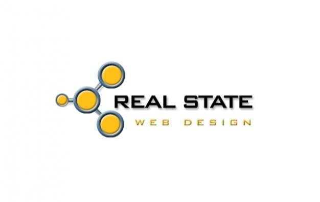 Logo real state web design