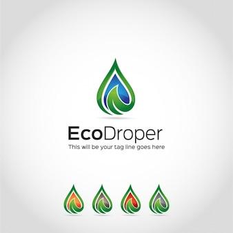 Logo template design