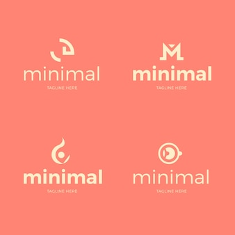 Logo template minimal set
