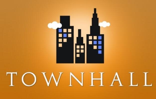 Logo town hall