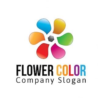 Цветок logo