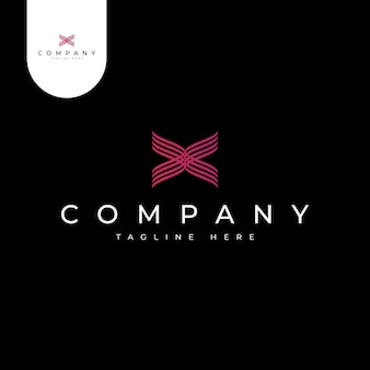 会社のロゴx