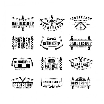 Logos barbershop style hair hair collections