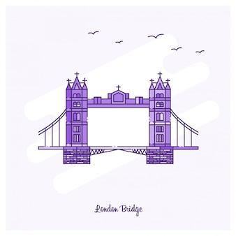 London bridge landmark