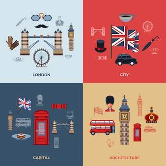 London icons