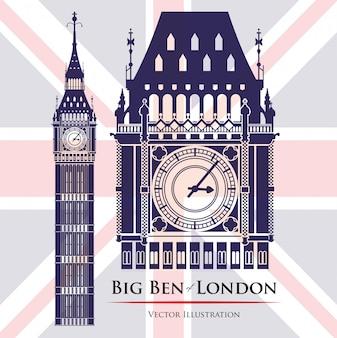 London landmarks design
