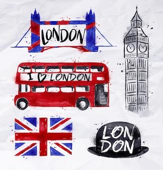 ロンドンのサイン
