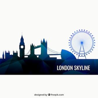 Лондон горизонта