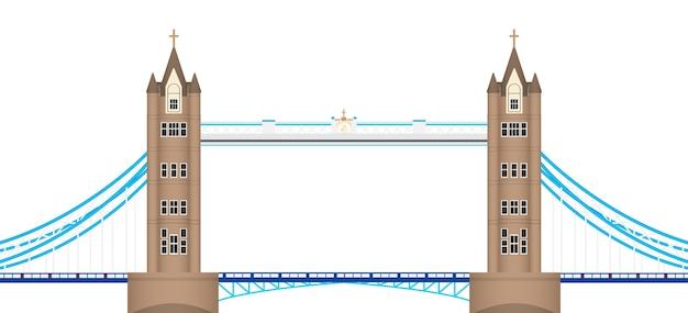 London tower bridge english landmark