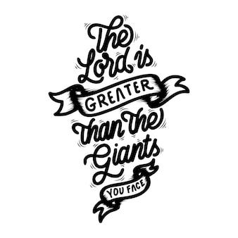 The long and winding road handlettering typography