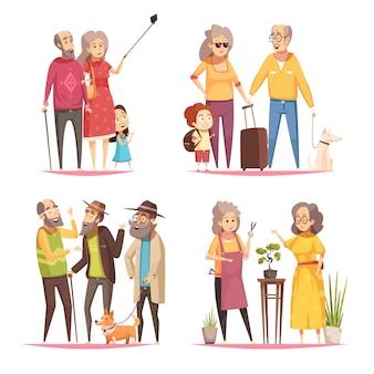 Longevity 2x2 design concept