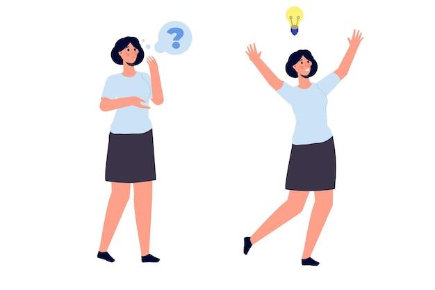 Ищем ответы на вопросы, faq, ищем идеи и концепции решения.