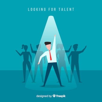 Looking for talent