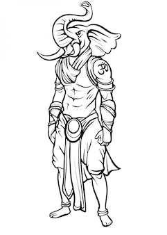 Lord ganpati background for ganesh