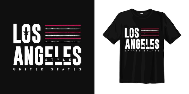 Los angeles style united states for  print