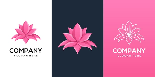 Lotus logo design