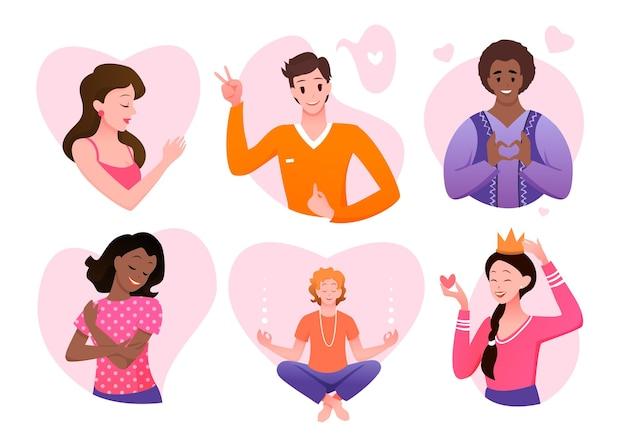 Концепция любви и заботы о себе