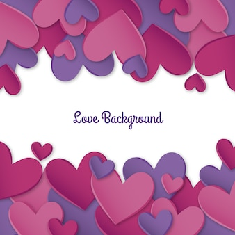 Love background