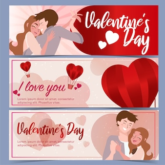 Love cards valentines day