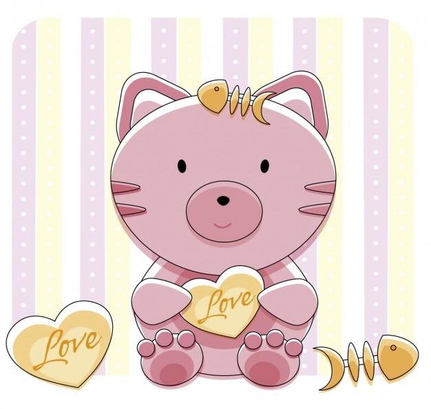 Любовь кота