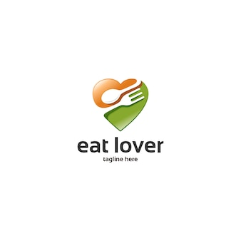 Love eat logo