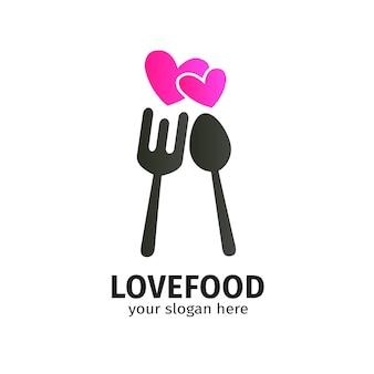 食品のロゴが大好き