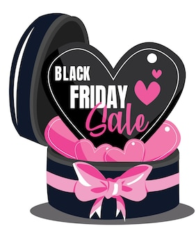 Love gift sale with big pink ribbon