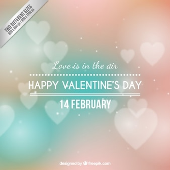 Love is in the air background
