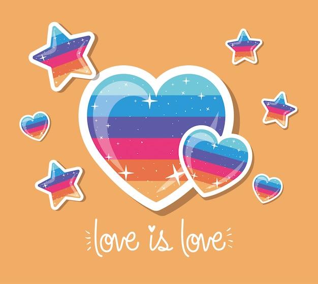 Любовь это любовь и сердце, сексуальная ориентация и личность