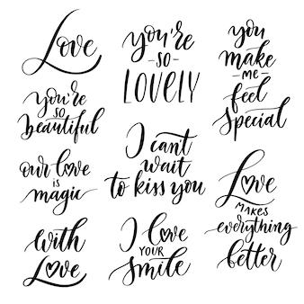 Love motivational phrases