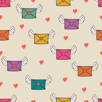 Дизайн любовь шаблон