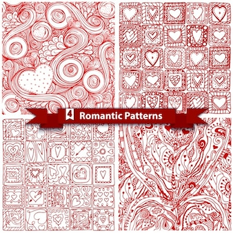 Love patterns collection