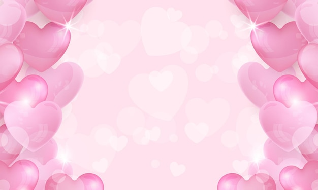Love in pink