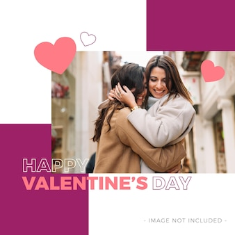 Love post for valentine's day
