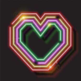 Дизайн знака любви