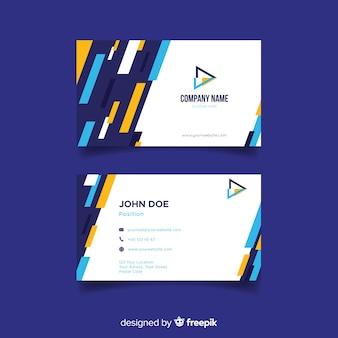 Lovely business card design