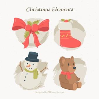 사랑스러운 크리스마스 아이템