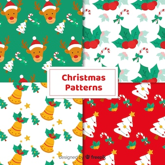 Lovely collection of christmas patterns