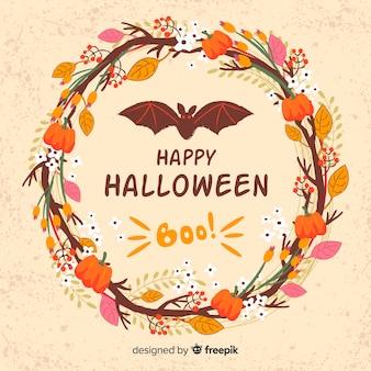 Lovely halloween background