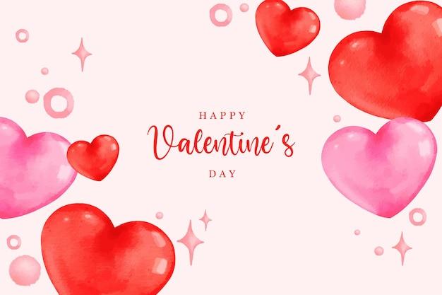 Lovely happy valentine's day