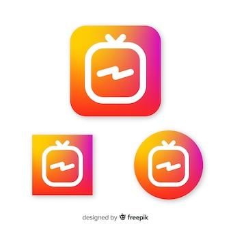 Lovely instagram composition