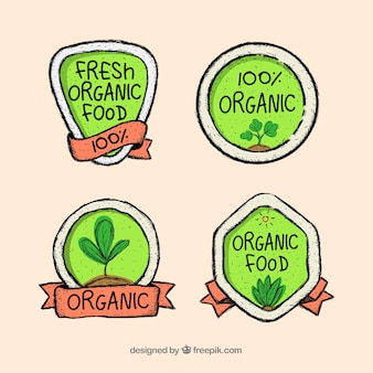 Lovely organic food composition