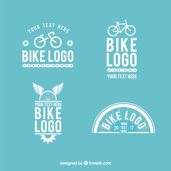 Lovely pack of bike logos