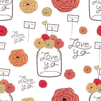 Lovely pattern background.