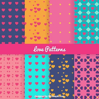 Lovely patterns pack