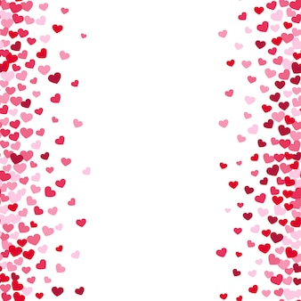 Lovely romance valentine vector